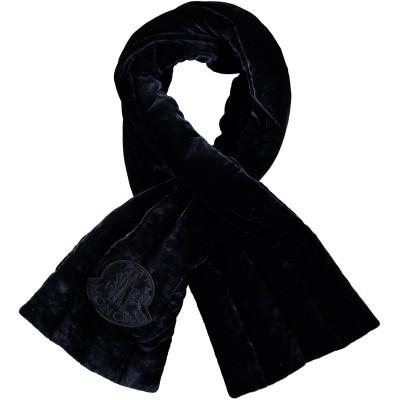 Afbeelding van Moncler 0008100 kinder sjaal navy