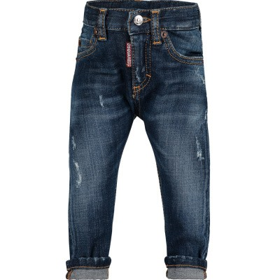 Picture of Dsquared2 DQ01TC D00TG baby pants jeans