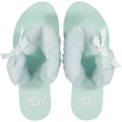 Afbeelding van Ugg 1101046 dames slippers mint