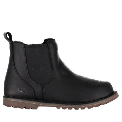 Picture of Ugg 1100172T kids boots black
