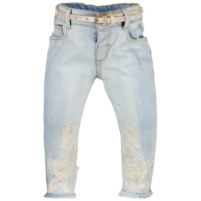 Picture of Mayoral 1516 baby pants jeans