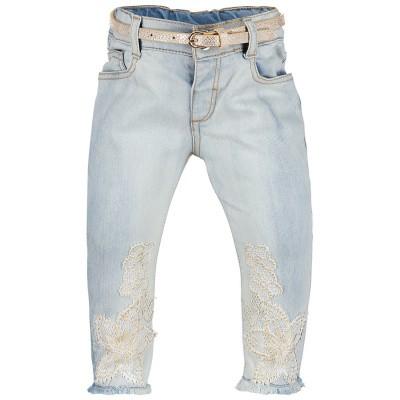 Foto van Mayoral 1516 babybroekje jeans