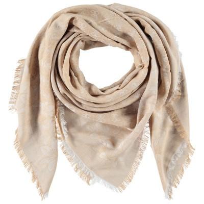 Afbeelding van Guess AW8010MOD03 dames sjaal beige