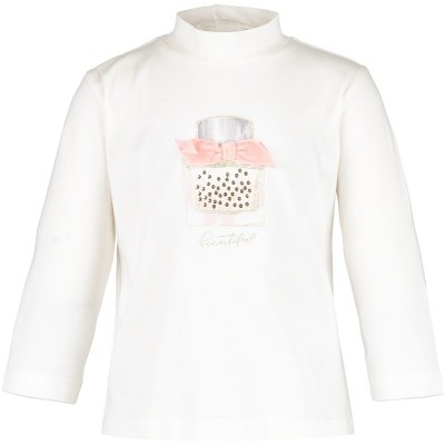 Afbeelding van Mayoral 2000 68 baby t-shirt off white