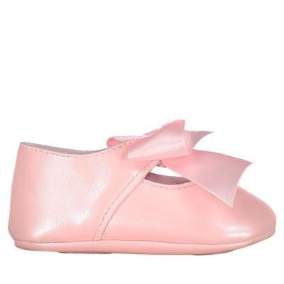Afbeelding van Mayoral 9930 babyschoenen licht roze