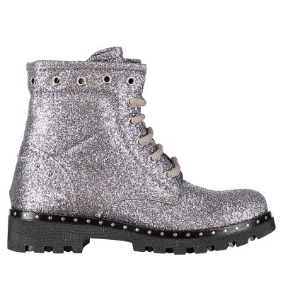Picture of EB 1979 kids boots silver