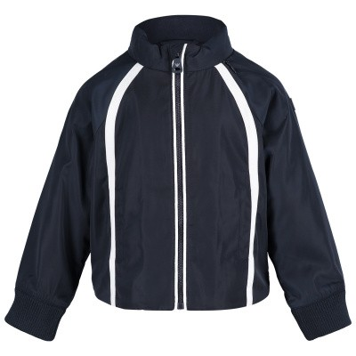 Picture of Armani 3GHB01 baby coat navy