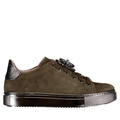 Picture of Stokton 675D mens sneakers army