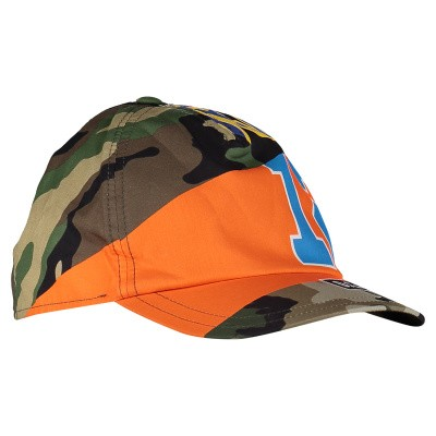 Picture of Dolce & Gabbana LB4H41 kids cap army