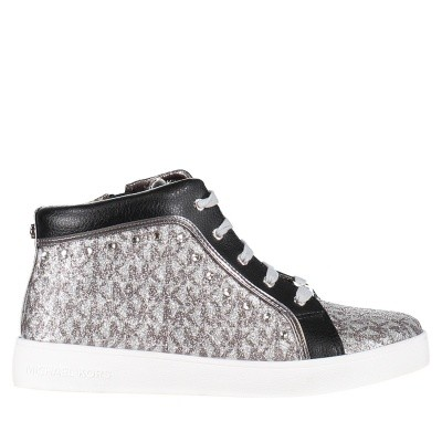 Picture of Michael Kors ZIVYGIAB kids sneakers silver