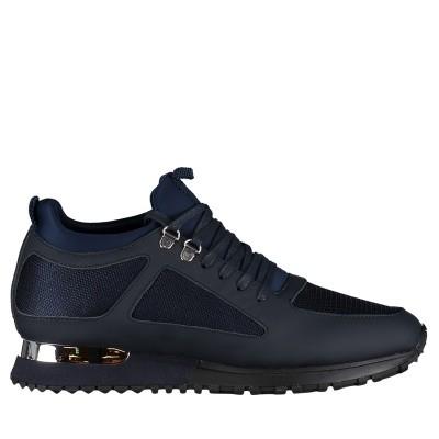 Afbeelding van Mallet TE1018 heren sneakers navy