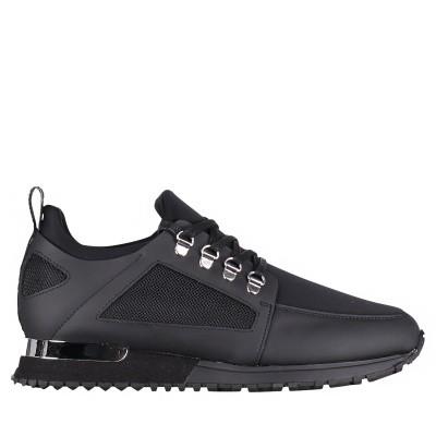 5228d6f6be0 Afbeelding van Mallet TD1017 heren sneakers zwart