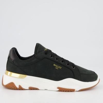 78b020d9e5e Afbeelding van Mallet TE1051 heren sneakers zwart