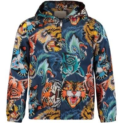 Afbeelding van Gucci 499515 kinderjas blauw