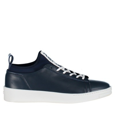 Afbeelding van Kenzo F865SN136L50 heren sneakers navy