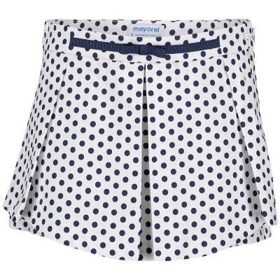 Afbeelding van Mayoral 3211 kinder shorts navy
