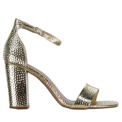 Afbeelding van Katy Perry KP0789 dames sandalen goud