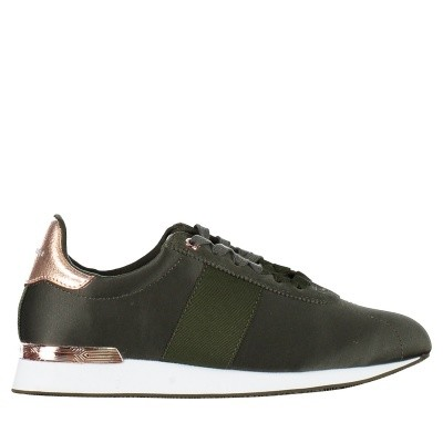 Picture of Ted Baker 917899 womens sneakers dark green