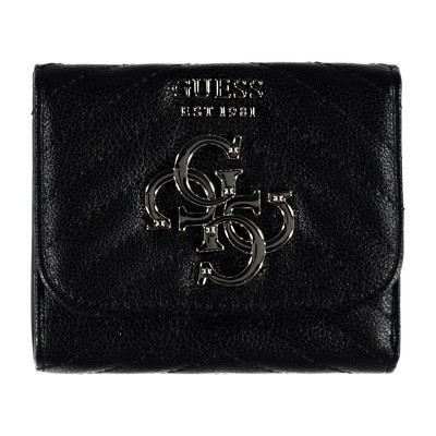 Picture of Guess SWVG7294430 womens wallet black