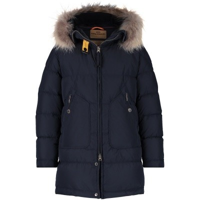 Picture of Parajumpers HF83 kids jacket navy