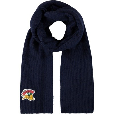 Picture of Kenzo F868EU745KFD mens scarf navy