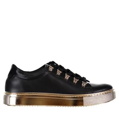 Afbeelding van Stokton 757D dames sneakers zwart