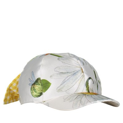 Picture of MonnaLisa 193000 kids cap white