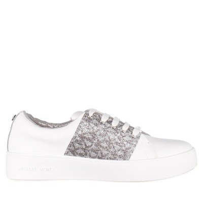 Picture of Michael Kors MAVENMIKAB kids sneakers white