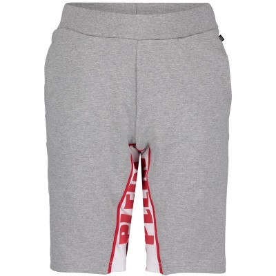 Picture of Philipp Plein BJT0241 kids shorts grey
