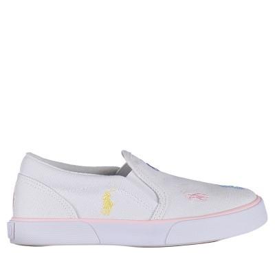 Afbeelding van Ralph Lauren RF101069 kindersneakers wit