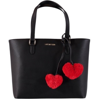 Afbeelding van Moschino JC4322 dames tas zwart