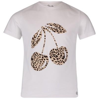 Afbeelding van Jacky Girls JGSS19055 kinder t-shirt wit