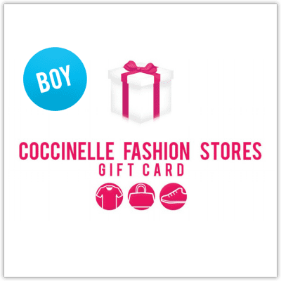 Afbeelding van Coccinelle Giftcard CARD50 giftwrap boy