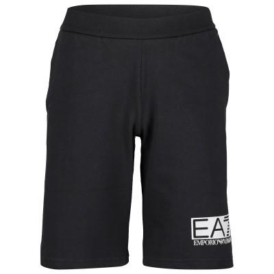 Afbeelding van EA7 3GBS52 kinder shorts zwart