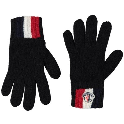 Picture of Moncler 0052005 kids gloves black