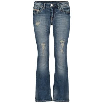 Picture of Diesel 00J3S9 KXA92 kids jeans jeans
