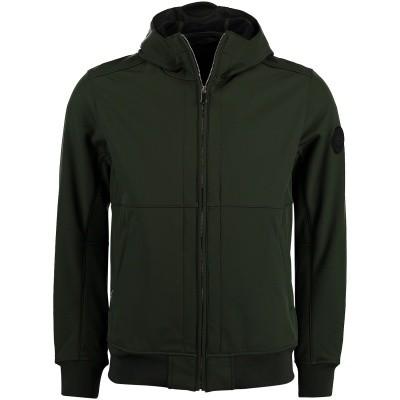 Afbeelding van Airforce HR82M0349 heren jas donker groen