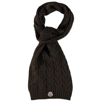 Afbeelding van Moncler 0001605 kinder sjaal army