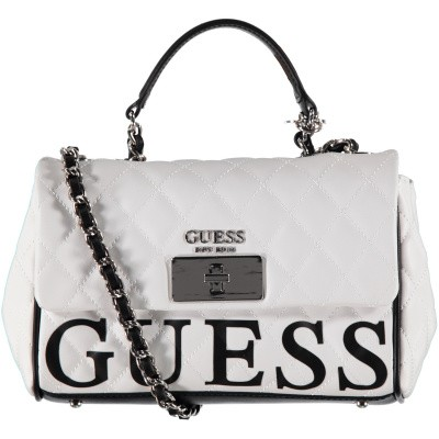 Picture of Guess HWVY7175180 womens bag white