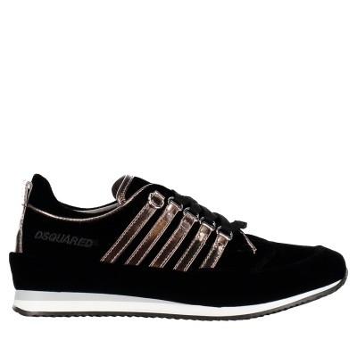 Afbeelding van Dsquared2 57102 B kindersneakers zwart