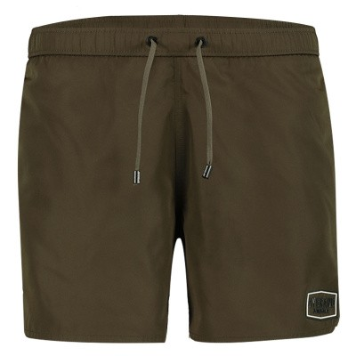 Picture of My Brand MMBSS003 mens swimshorts army