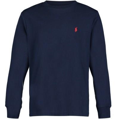 Afbeelding van Ralph Lauren 323708456 kinder t-shirt navy