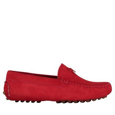 Afbeelding van Guiseppe Zanotti SBE9113/9413 kinderschoenen rood