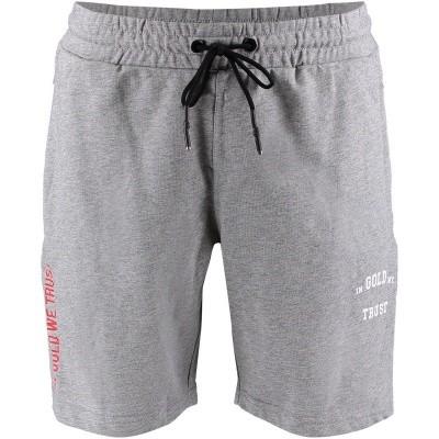 Afbeelding van in Gold We Trust FAP010 heren shorts grijs