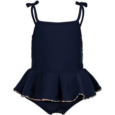Afbeelding van Burberry 8005042 baby badkleding navy