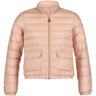 Picture of Moncler 4681399 kids jacket light pink