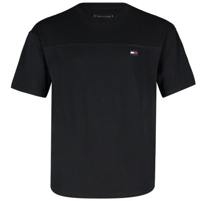 Picture of Tommy Hilfiger KB0KB04546 kids t-shirt black