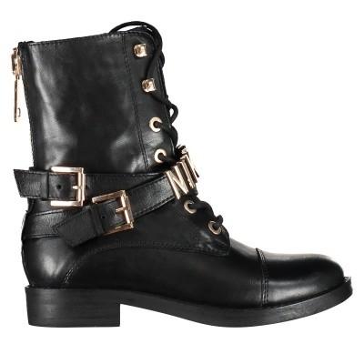 Afbeelding van Nikkie N95881801 dames laarzen goud