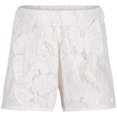 Picture of Mayoral 1225 baby shorts white