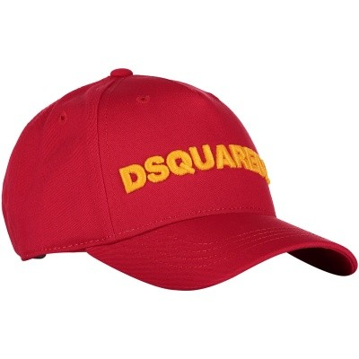 Picture of Dsquared2 DQ038I kids cap red